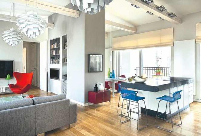 Как оформить гостиную, совмещенную с кухней. Кухня, столовая и зона отдыха в одном